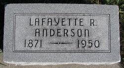 Lafayette Riley Anderson