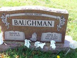 Lena G. <i>Yocum</i> Baughman