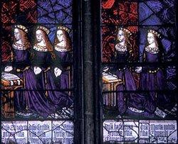 Catherine <i>Plantagenet</i> Courtenay