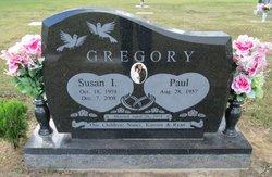 Susan Irene <i>Jamison</i> Gregory
