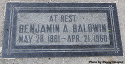 Benjamin A. Baldwin