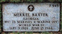 Merrel Baxter