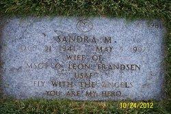 Sandra <i>Mower</i> Frandsen