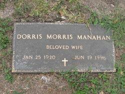 Dorris Avanell <i>Morris</i> Manahan
