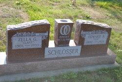 Zella Glant <i>Briles</i> Schlosser