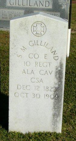 Silas Monroe Gilliland