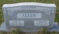 Virginia <i>Spindle</i> Allen