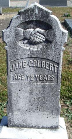Jane <i>Buffington</i> Colbert