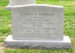 Joseph Aloysius Sheridan