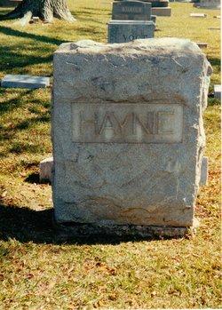 Elizabeth Mae Lizzie <i>Harwell</i> Haynie