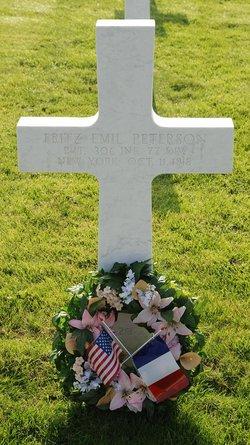 PVT Fritz Emil Peterson