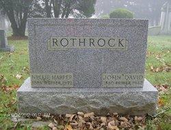 Nellie Foy <i>Harper</i> Rothrock