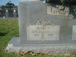 David Crockett Gasaway