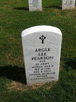 Argle Lee Pearson