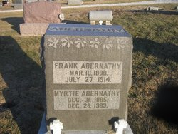 Francis Jason Frank Abernathy
