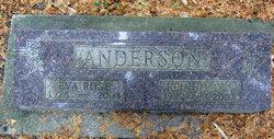 Eva Rose <i>Wilcox</i> Anderson