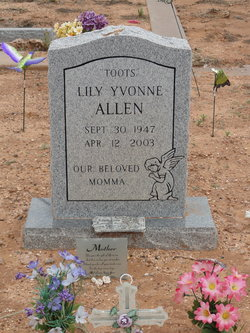 Lily Yvonne Allen