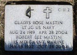 Gladys Rose <i>Clement</i> Mastin