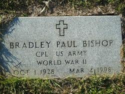 Bradley Paul Bishop