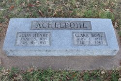 John Henry Achelpohl
