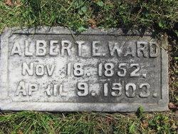 Albert E Ward