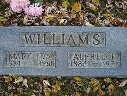 Mary Ida <i>Wortley</i> Williams