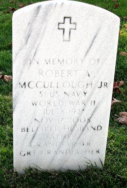 Lieut Robert A. McCullough, Jr