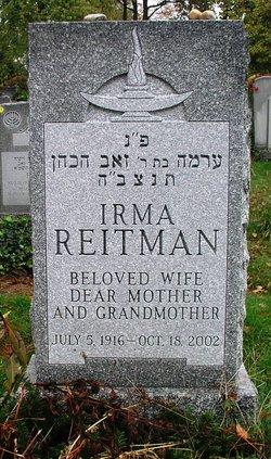 Irma <i>Figura</i> Reitman