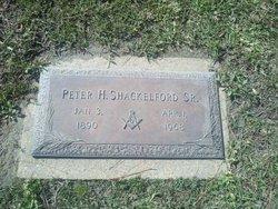 Peter H Shackelford, Sr