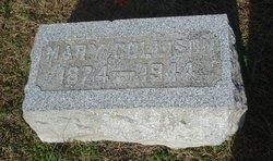 Mary <i>Collison</i> Adams