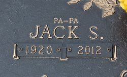 Jack S. Pa-Pa Smith