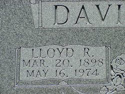 Lloyd Romeo Davidson
