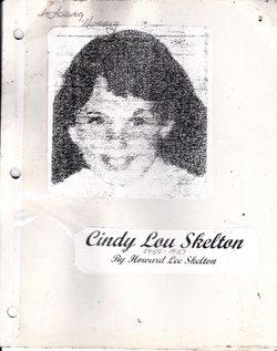 Cindy Lou Skelton