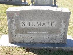 Maggie Elizabeth <i>Alderman</i> Shumate
