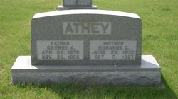 Susanna C <i>Furrer</i> Athey