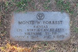 Corp Monte Wayne Forrest