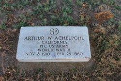 Arthur William Achelpohl