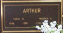 Pearl M <i>Barnhart</i> Arthur
