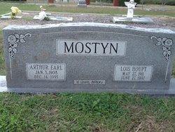 Eula Lois <i>Houpt</i> Mostyn