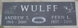 Fern Lavonne <i>Hill</i> Wulff