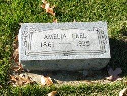 Amelia <i>Kempf</i> Ebel