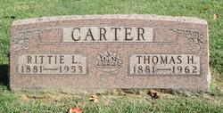 Rittie Lemma <i>Maynard</i> Carter