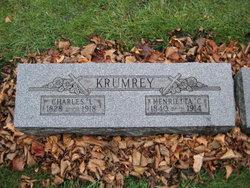 Henrietta <i>Thorn</i> Krumrey
