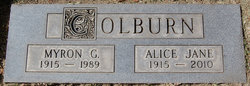 Alice Jane <i>Lickey</i> Colburn