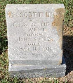 Scott D Ewell