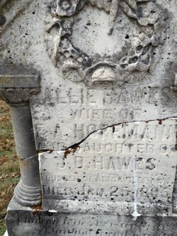 Allie May <i>Hawes</i> Hoffman