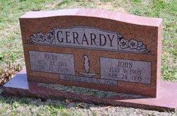 John Gerardy