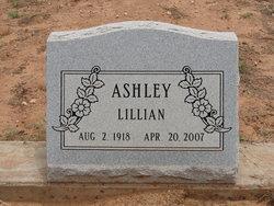 Lillian Ashley