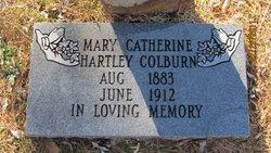 Mary Catherine <i>Hartley</i> Colburn