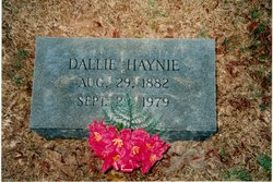 Idallia Dallie Haynie